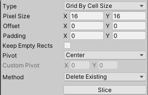 Grid Cell Size